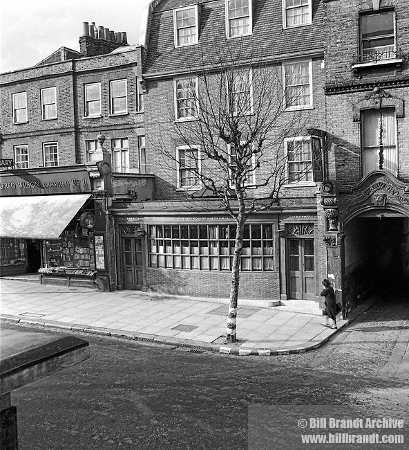 King of Bohemia pub London