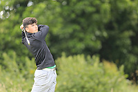 Ross Campbell (Greenacres) during the final round at Carnalea Golf Club, Bangor, Antrim, Northern Ireland. 07/08/2019.<br /> Picture Fran Caffrey / Golffile.ie<br /> <br /> All photo usage must carry mandatory copyright credit (© Golffile | Fran Caffrey)