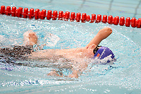Picture by Richard Blaxall/SWpix.com - 14/04/2018 - Swimming - EFDS National Junior Para Swimming Champs - The Quays, Southampton, England - Harvey Phillips of Louth in action during the Men's MC 150m Individual Medley