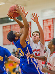 Haddam-Killingworth @ Cromwell Varsity Boys Basketball 2014-15