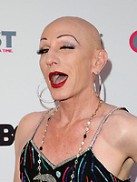 """LOS ANGELES, CA-  Constance Cooper, At 2017 Outfest Los Angeles LGBT Film Festival - Closing Night Gala Screening Of """"Freak Show"""" at The Theatre at Ace Hotel, California on July 16, 2017. Credit: Faye Sadou/MediaPunch"""