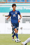 Yugo Tatsuta (JPN), <br /> AUGUST 19, 2018 - Football / Soccer : <br /> Men's Group D match <br /> between Japan 0-1 Vietnam <br /> at Wibawa Mukti Stadium <br /> during the 2018 Jakarta Palembang Asian Games <br /> in Cikarang, Indonesia. <br /> (Photo by Naoki Morita/AFLO SPORT)