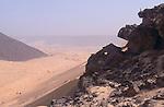Passe de Tifoujar. Adrar mauritanien. MauritanieTifoujar Pass