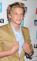 CENTURY CITY, CA - MAY 10: Cody Simpson arrives at the NARM Music Biz Awards Dinner Party held at the Hyatt Regency Century Plaza on May 10, 2012 in Century City, California.