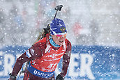 8th December 2017, Biathlon Centre, Hochfilzen, Austria; IBU Womens Biathlon World Cup; Irina Starykh