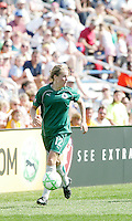 Elise Weber...Saint Louis Athletica and LA Sol, played to a 0-0 tie at Robert Hermann Stadium in St Louis, MO. April 25 2009.
