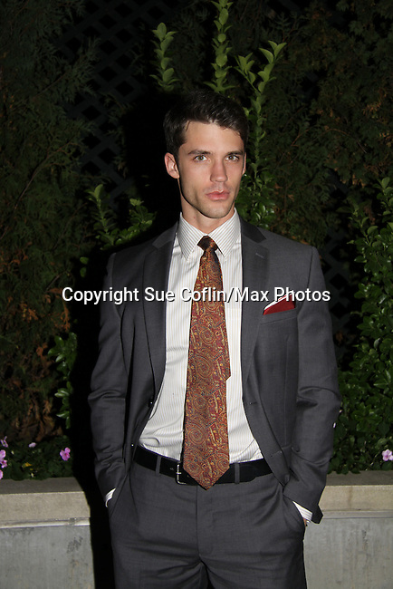 David Gregory attends ABC Daytime Soap Casino Night with the Stars on October 28, 2010 at Guastavinos, New York City, New York. (Photo by Sue Coflin/Max Photos)