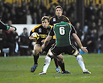 Paul Emerick on the attack.  Magners League Newport Gwent Dragons Vs Connacht. 18.04.08 Copyright IJC Photography www.ijcphotography.co.uk. iancook@ijcphotography.co.uk