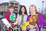 Breda Dwyer, Fiona Ladden (Textile Artist) and Brigid O'Connor who are preparing for Kerry's first Open Fair taking place in the Carlton Hotel this Sunday.