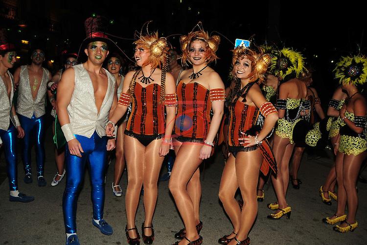 Carnaval de Sitges - L'Arrivo (2016).