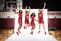 Stanford Basketball W Marketing, September 18, 2018
