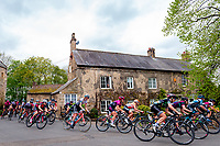 Picture by Alex Whitehead/SWpix.com - 04/05/2018 - Cycling - 2018 Asda Women's Tour de Yorkshire - Stage 1: Barnsley to Ilkley - Hooton Pagnell.