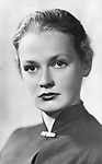 Нина Павловна Гребешкова — советская и российская актриса. 1960-е гг. / Nina Grebeshkova is a Soviet and Russian actress. 1960's.