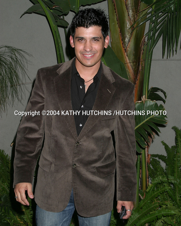 ©2004 KATHY HUTCHINS /HUTCHINS PHOTO.19TH SOAP OPERA AWARDS PARTY.LOS ANGELES, CA.NOVEMBER 18, 2004..ANTONIO RUFINO