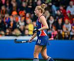 ROTTERDAM - Taylor West (USA)   tijdens de Pro League hockeywedstrijd dames, Nederland-USA  (7-1) .   COPYRIGHT  KOEN SUYK