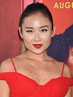 "BEVERLY HILLS, CA - AUGUST 07: Li Jun Li attends the LA Premiere of CBS All Access' ""Why Women Kill"" at Wallis Annenberg Center for the Performing Arts on August 07, 2019 in Beverly Hills, California.<br /> CAP/ROT<br /> ©ROT/Capital Pictures"