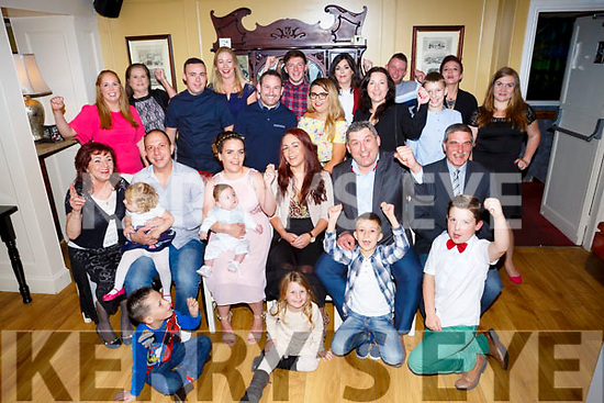 Parents Ciara Ward and Lucus Rusek celebrate the Christening of Baby Jayce at St. brendan's Church Tralee and after at The Brogue Inn on Saturday