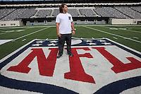 10.05.2012: Markus Kuhn bei den New York Giants