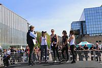 #19 GIRLS RACING TEAM (FRA) YAMAHA YZF R1 SUPERSTOCK VAN WESTRENEN JOLANDA (NED) COIGNARD MELODIE (FRA) PARIS MELISSA (USA)