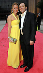 Jennifer and Todd Hoffman at the Houston Grand Opera Ball at the Wortham Theater Saturday April 09,2011.(Dave Rossman/For the Chronicle)