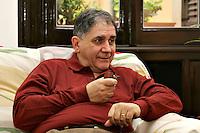 Roma 28/12/2004 <br /> Il Ministro per le Politiche comunitarie Rocco Buttiglione. <br /> <br /> Photo Andrea Staccioli / Insidefoto /