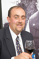Jean-Christophe Piccinini, owner and winemaker of Domaine Piccinini, Minervois La Liviniere, Languedoc, France Livinière