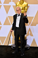 James Ivory at the 90th Academy Awards Awards at the Dolby Theartre, Hollywood, USA 04 March 2018<br /> Picture: Paul Smith/Featureflash/SilverHub 0208 004 5359 sales@silverhubmedia.com