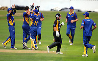 080210 Cricket - Wellington Firebirds v Otago Volts