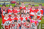 SPORTS: Dingle athletes who participated in the Community Games County Finals at An Riocht Track, Castleisland, last Saturday. Front l-r: Mary Ashe and Patrick Sheehy. Middle row l-r: Conor Geaney, Brian OConnor, Sean Boland, Jack Kennedy, Niall Geaney and Katie Ferriter. Back row l-r: Thady Fahy, Kate OSullivan, Bart Connor, Cathal Bambury, Natasha Vaireaux, Jack Sullivan, Kelly Bowler, Patrick OConnor, Aidan OConnor and Tom Sullivan..