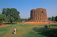Alai Minar in Qutb Minar, Delhi, Indien, Unesco-Weltkulturerbe