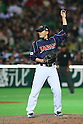 Toshiya Sugiuchi (JPN), .MARCH 2, 2013 - WBC : .2013 World Baseball Classic .1st Round Pool A .between Japan 5-3 Brazil .at Yafuoku Dome, Fukuoka, Japan. .(Photo by YUTAKA/AFLO SPORT)