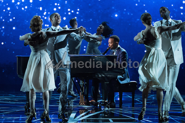 26 February 2017 - Hollywood, California - John Legend. 89th Annual Academy Awards presented by the Academy of Motion Picture Arts and Sciences held at Hollywood & Highland Center. Photo Credit: AMPAS/AdMedia