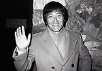 Johnny Yune on January 17, 1983 in New York City.