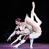 Sleeping Beauty <br /> English National Ballet <br /> rehearsal <br /> 16th October 2012 <br /> Milton Keynes Theatre, Milton Keynes, Great Britain <br /> Choreography by Kenneth MacMillan<br /> <br /> Tamara Rojo as Princess Aurora <br /> <br /> Vadim Muntagirov as Prince Desire<br /> <br /> Daria Klimentova as Lilac Fairy <br /> <br /> James Streeter as Carabosse<br /> <br /> Esteban Berlanga as Gold <br /> <br /> Photograph by Elliott Franks