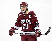 Kate Buesser (Harvard - 20) - The Harvard University Crimson defeated the Northeastern University Huskies 4-3 (SO) in the opening round of the Beanpot on Tuesday, February 8, 2011, at Conte Forum in Chestnut Hill, Massachusetts.