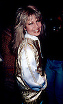Pia Zadora pictured in Los Angeles in February 1982.