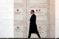 Daniel Craig<br /> Roma 19-02-2015 Eur. Primo giorno di riprese sul set del nuovo film 007 dal titolo Spectre<br /> First day on the set of the new film of James Bond, 007, titled Spectre, shot in Rome<br /> Photo Samantha Zucchi Insidefoto