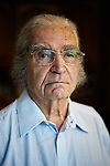 Germany, Berlin, 2017/11/16<br /> <br /> Horst Selbiger, holocaust survivor Photo by Gregor Zielke (Photo by Gregor Zielke)