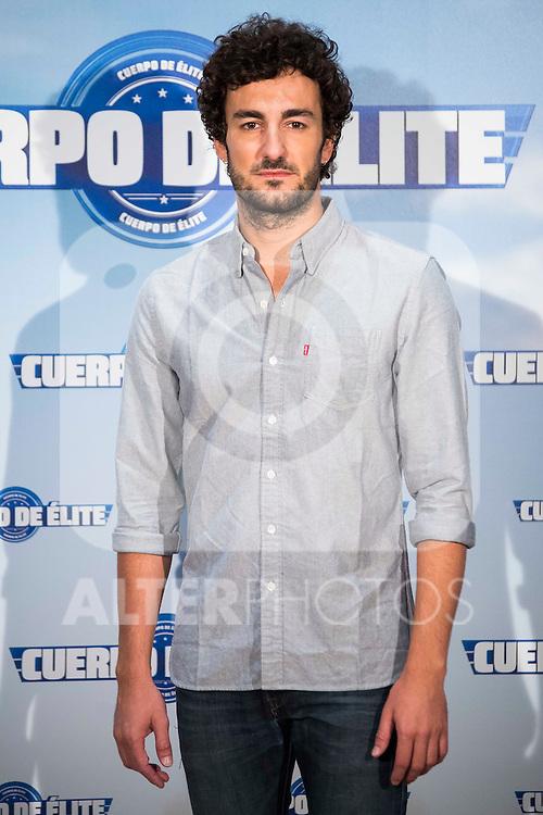 "Miki Esparbe during the presentation of the spanisn film ""Cuerpo de Elite"" in Madrid. August 24. 2016. (ALTERPHOTOS/Borja B.Hojas)"