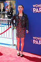 LOS ANGELES, CA - MARCH 10: Sky Katz, at the premiere of Paramount Animation and Nickelodeon's Wonder Park at the Regency Village Theatre in Westwood, California on March 10, 2019. <br /> CAP/MPIFS<br /> &copy;MPIFS/Capital Pictures