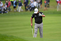 Graeme McDowell (NIR) after hitting his approach shot on 2 during round 1 of the 2019 US Open, Pebble Beach Golf Links, Monterrey, California, USA. 6/13/2019.<br /> Picture: Golffile | Ken Murray<br /> <br /> All photo usage must carry mandatory copyright credit (© Golffile | Ken Murray)