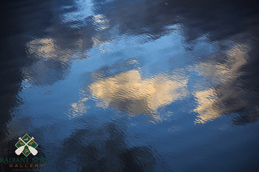 &quot;Painted Clouds&quot;<br />