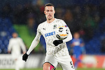 FC Krasnodar's Uros Spajic during UEFA Europa League match. December 12,2019. (ALTERPHOTOS/Acero)