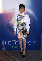 LOS ANGELES, CA - SEPTEMBER 12: Keiko Agena, at the premiere of Hulu's original drama series, The First at the California Science Center in Los Angeles, California on September 12, 2018. <br /> CAP/MPI/FS<br /> &copy;FS/MPI/Capital Pictures