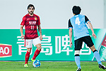 Guangzhou Forward Ricardo Goulart in action during the AFC Champions League 2017 Group G match between Guangzhou Evergrande FC (CHN) vs Kawasaki Frontale (JPN) at the Tianhe Stadium on 14 March 2017 in Guangzhou, China. Photo by Marcio Rodrigo Machado / Power Sport Images