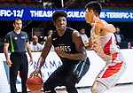 Shandong Xiwang vs Fubon Braves during The Asia League's 'The Terrific 12' at Studio City Event Center on 20 September 2018, in Macau, Macau. Photo by Chung Yan Man / Power Sport Images for Asia League