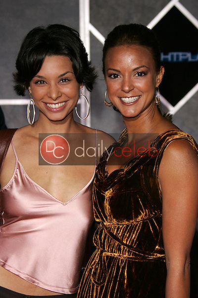 Lara LaRue and Eva LaRue<br />