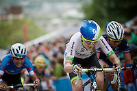 Gracie Elvin (AUS)<br /> <br /> Elite Women Road Race<br /> UCI Road World Championships Richmond 2015 / USA