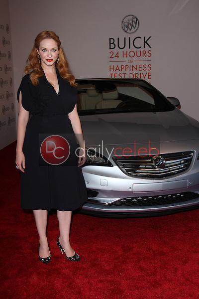 Christina Hendricks<br />