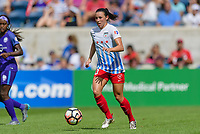 Bridgeview, IL - Saturday July 22, 2017: Vanessa DiBernardo during a regular season National Women's Soccer League (NWSL) match between the Chicago Red Stars and the Orlando Pride at Toyota Park. The Red Stars won 2-1.